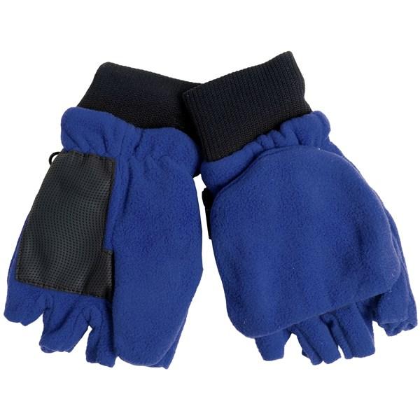 Grand Sierra Pop-Top Mitten Gloves (For Boys)