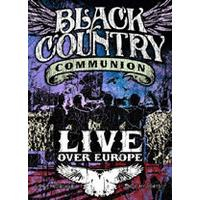 Black Country Communion - Live over Europe ( 2DVD)