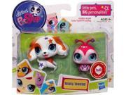 Littlest Pet Shop Totally Talented Pets Cocker Spaniel Lady Bug