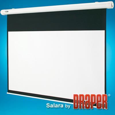 Salara Plug & Play HDTV Format - projection screen (motorized) - 106 in ( 269 cm )