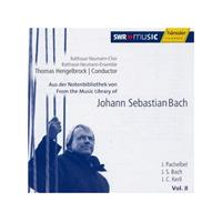Johann Sebastian Bach - From The Music Library