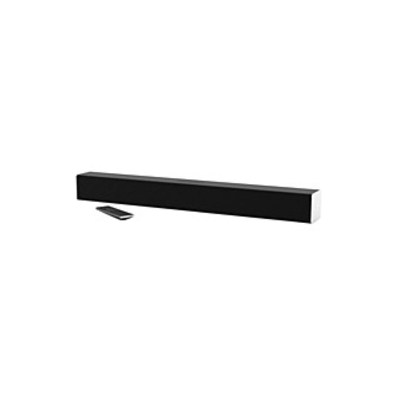 Vizio Sb2820n-e0 2.0 Sound Bar Speaker - Wireless Speaker(s) - Tabletop, Wall Mountable - Black - 70 Hz - 19 Khz - Dts Studio Sound, Dts Trusurround,