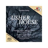 Usher House (Music CD)