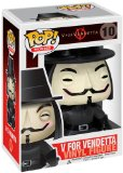 Funko POP Movies: V for Vendetta Vinyl Figure