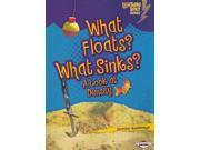 What Floats? What Sinks? Lightning Bolt Books