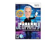 Jeopardy Wii Game Thq