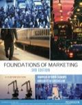 Foundations Of Marketing (custom Edition)