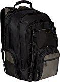 Targus CityGear Chicago Backpack Case for 16-Inch Notebooks, Black (TCG650)
