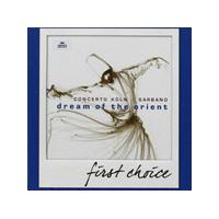 Concerto Köln - Dream of the Orient (Music CD)