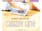 Cassidy Lane Unabridged