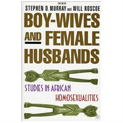 Boy-Wives and Female-Husbands