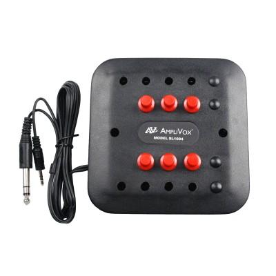 Amplivox Sound Systems Sl1004 6 Station Jack Box