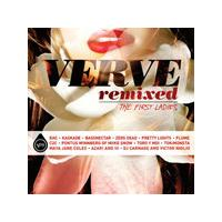 Various Artists - Verve Remixed: The First Ladies (Music CD)