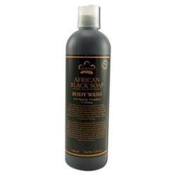 Body Wash African Black 13 Oz by Nubian Heritage