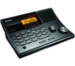 Uniden BC340CRS Clock Radio Scanner