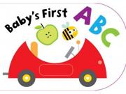 Baby's First ABC Baby's First BRDBK Binding: Hardcover Publisher: Simon & Schuster Publish Date: 2015/07/07 Synopsis: Introduces the letters of the alphabet using illustrations of animals, food, and other common objects to represent each letter