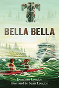 From best-selling author Jonathan London comes BELLA BELLA, the heart-pounding sequel to DESOLATION CANYON