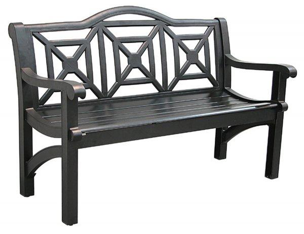 Concord Bench - by Innova Hearth & Home - C623-37