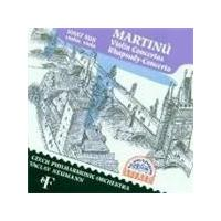Bohuslav Martinu - Violin & Viola Concertos (Neumann, Czech PO) (Music CD)