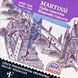 NEW Czech Po & Neumann & Suk - Martinu-violin Concertos (CD)