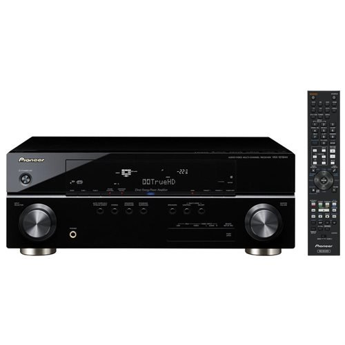 Pioneer VSX-1019AH A/V Receiver - Dolby TrueHD, Dolby Digital Plus, Dolby Digital EX, Dolby Digital, Dolby Pro Logic IIx, DTS HD, DTS-ES, DTS 96/24, DTS Neo:6, DTS, Windows Media Audio 9 Professional, Neural Surround, THX