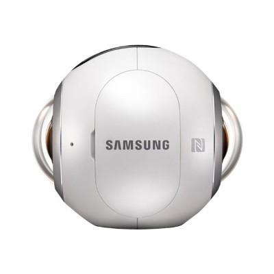 Samsung Electronics Sm-c200nzwaxar Gear 360 (maximum Order Quantity = 5)