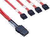 3WARE Cable, 1 Unit Of 1 Meter Multi-lane Internal (SFF-8087) Serial Ata Breakou