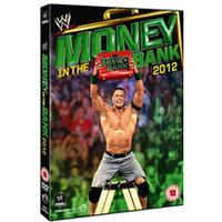 WWE - Money In The Bank 2012