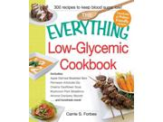 The Everything Low-glycemic Cookbook Everything: Cooking