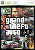 X360 GRAND THEFT AUTO IV GTA [Xbox 360]
