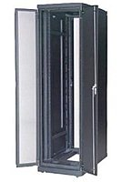 Apc Netshelter Sx Ar3300 42u Enclosure With Roof & Sides Black - Black