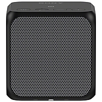Sony Srs-x11 Speaker System - 10 W Rms - Portable - Battery Rechargeable - Wireless Speaker(s) - Black - 20 Hz - 20 Khz - Bluetooth - Near Field Communication - Usb - Sub Band Coding (sbc), Passive Radiator, Wireless Audio Stream, Built-in Microphone Srs-x11/blk