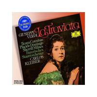Giuseppe Verdi - La Traviata (Cotrubas, Domingo, Milnes, Straatsopernchor)) (Music CD)