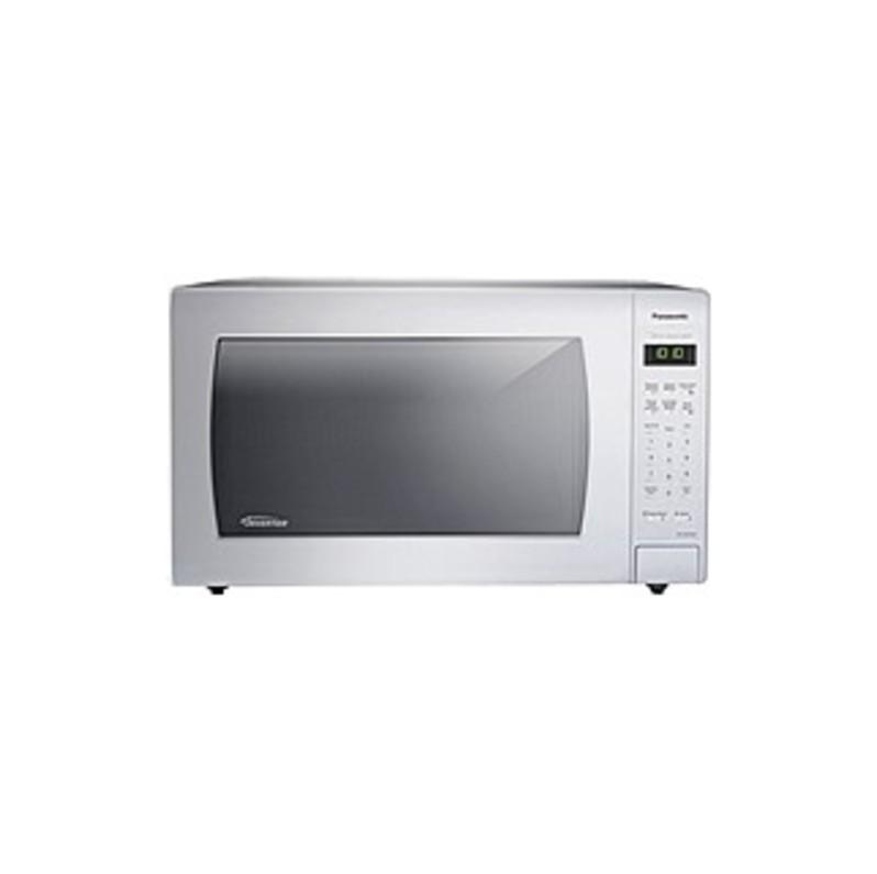 "Panasonic Nn-sn936w Microwave Oven - Single - 16.46 Gal Capacity - Microwave - 10 Power Levels - 1250 W Microwave Power - 16.50"" Turntable - 120 V Ac"