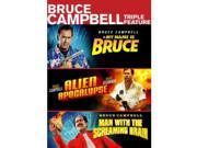 Bruce Campbell Triple Feature Format: DVD Rating: Not Rated Genre: SciFi / Fantasy Release Date: 2013-07-09 Studio: Image Entertainment Director: Bruce Campbell/Josh Becker