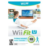Wii Fit U With Fit Meter Wii U By Wii U