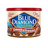 Blue Diamond Almonds, Smokehouse, 6 Ounce (Pack of 6)
