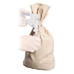 MMF 2310319W06, MMF Industries Cloth Silver Currency Bag, MMF2310319W06, MMF 2310319W06