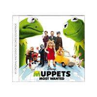 Muppets Most Wanted [Original Motion Picture Soundtrack] (Music CD)