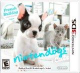 Nintendogs   Cats: French Bulldog & New Friends (Nintendo 3DS, 2011)
