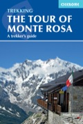 The 134km Tour of Monte Rosa is a challenging and very varied trek that takes a high route around the massif, in a circuit that begins and ends in Zermatt