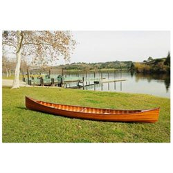 Real Canoe with Ribs