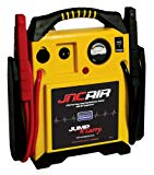 Clore Automotive Jump-N-Carry JNCAIR 1700 Peak Amp 12V Jump Starter with Air Compressor