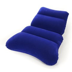 Dr. Pillow 2-Chamber Inflatable Lumbar/Back Support Cushion for Car, Office or Home