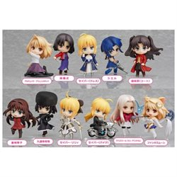 TYPE-MOON COLLECTION Nendoroid Petite Figures (Set of 12 Figures) Nendoroid Petite