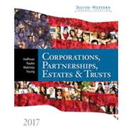 Bundle: South-western Federal Taxation 2017: Corporations, Partnerships, Estates And Trusts, Loose-leaf Version, 40th   H&r Block? Premium & Business Access Cod