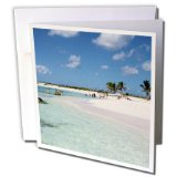 Danita Delimont - Beaches - Mexico, Cozumel, Punta Morena - SA13 SAV0004 - Savanah Stewart - 12 Greeting Cards with envelopes (gc_86788_2)