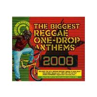 Various Artists - Biggest Reggae One-Drop Anthems 2008, The ( DVD) (Music CD)