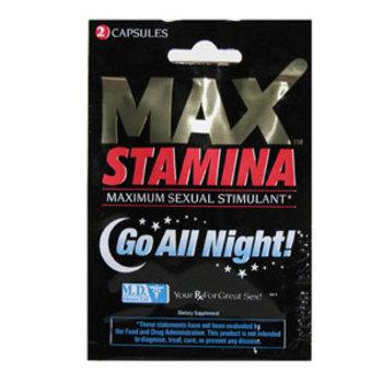 Max Stamina 2pk (24/DP)