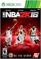 Take 2 Interactive 710425495960 49596 Nba 2k16 - Xbox 360